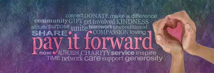 Pay it Forward with a Donation