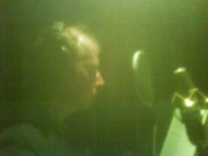 Dave recording Integration